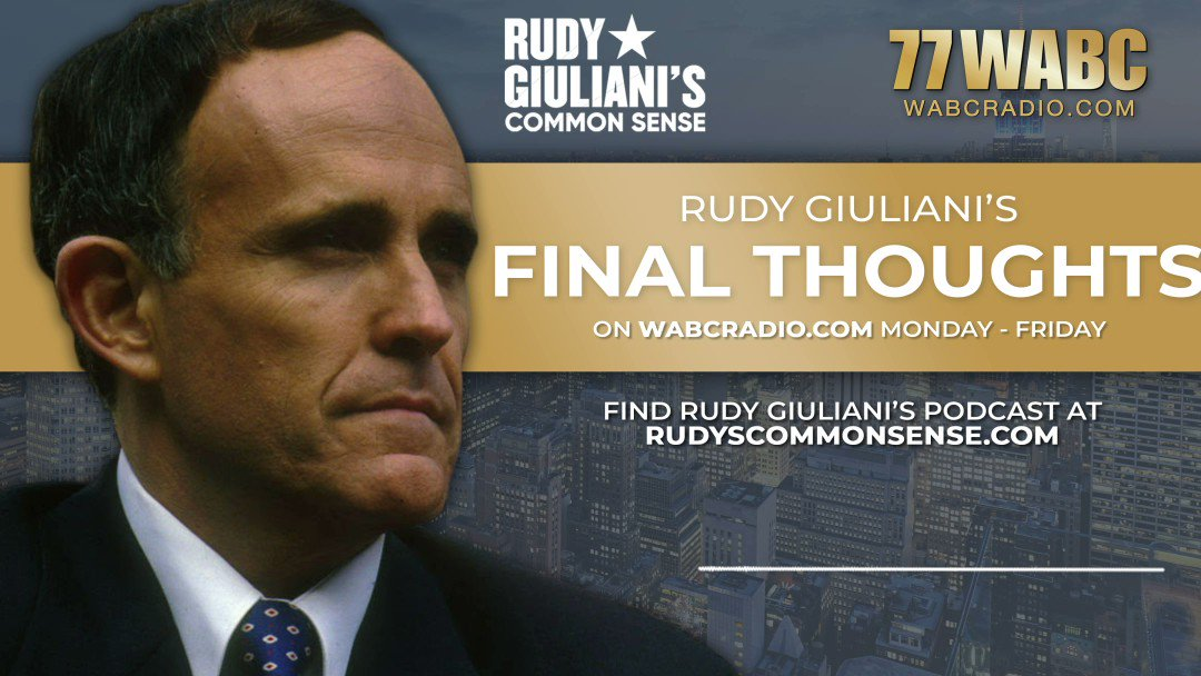 . @RudyGiuliani discusses the bloody weekend across the nation, the goal behind tearing down our historical statues, President Trump's 4th of July speech at Mount Rushmore, and more.