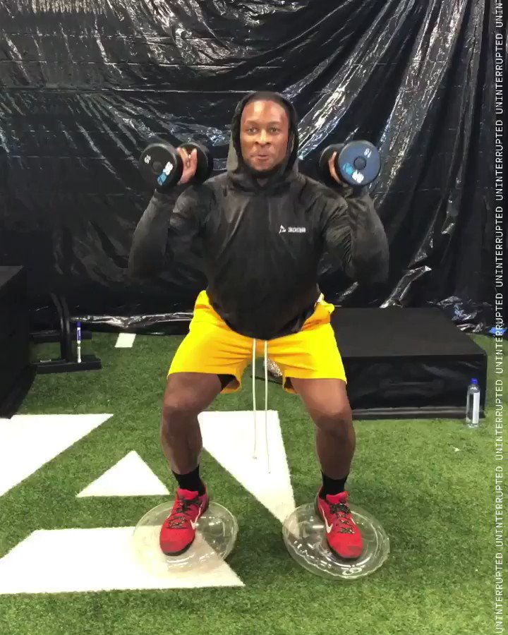 .@TG3II taking no shortcuts, earned not given! 🏋🏾♂️ #StriveForGreatness🚀 https://t.co/vBXcc9qAKe