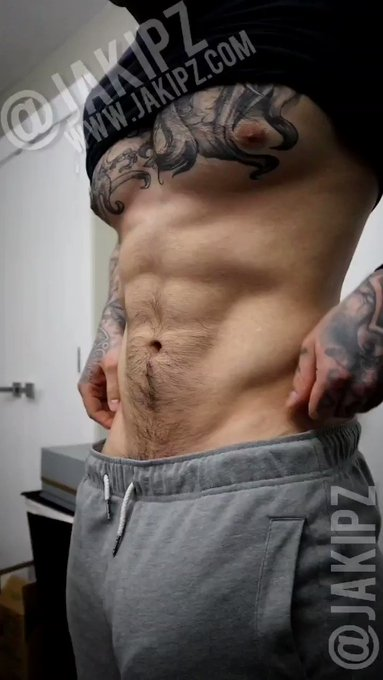 Follow my FREE Onlyfans too see this monster whip out & slap my abs.. then I start to stroke it with