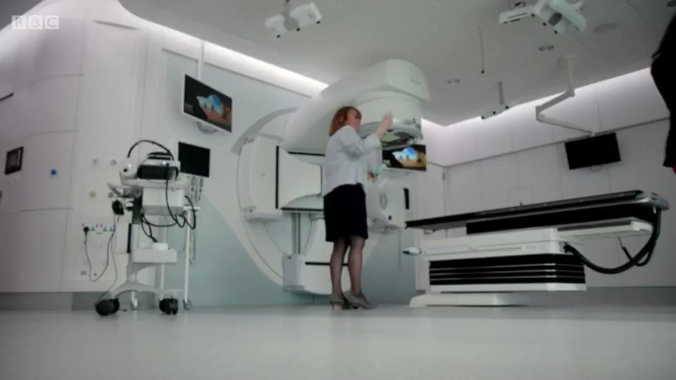 Filmed in @therutherford_cs state-of-the-art LINAC radiotherapy machine in Reading, @prof_price issues a stark warning - We are looking at a huge number of avoidable deaths. The time for talking is over, we need action or tens of thousands of cancer patients will suffer.
