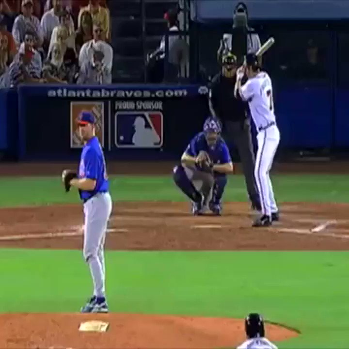 #OTD in 2005, @JeffFrancoeur introduced himself to Major-League Baseball.