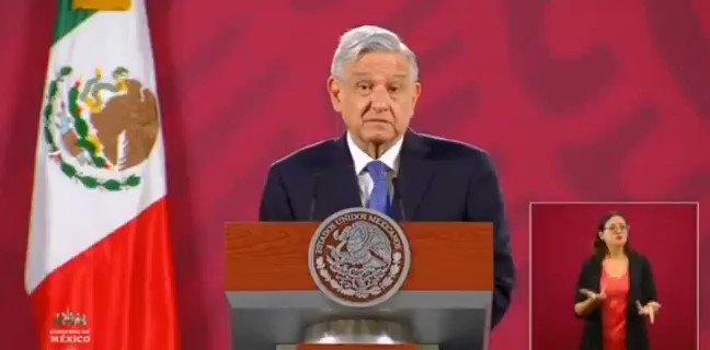 Image for the Tweet beginning: 🔴 Minimiza el Presidente @lopezobrador_