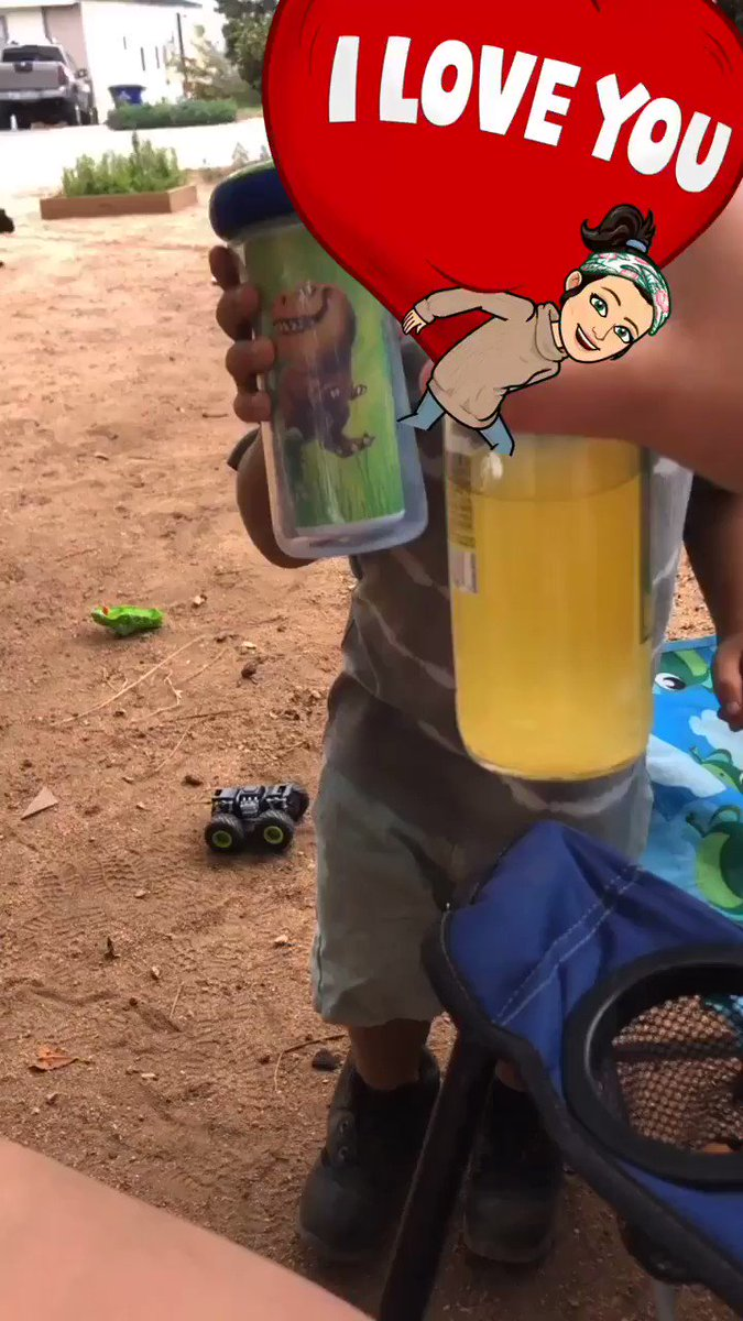 My son now yells cheers before taking a sip from his cup. I think I've figured out this whole parenting thing  #f4f #followpic.twitter.com/28CWw5q5sr