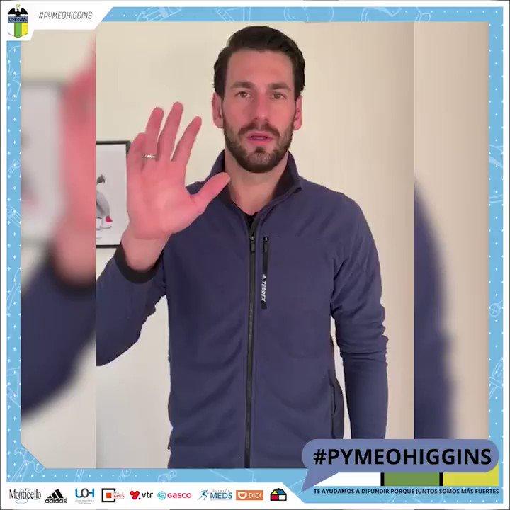 🔰 ¡Te invitamos a apoyar los emprendimientos locales y juntos superar esta pandemia! 🤝 #PymeOHiggins 🇧🇼
