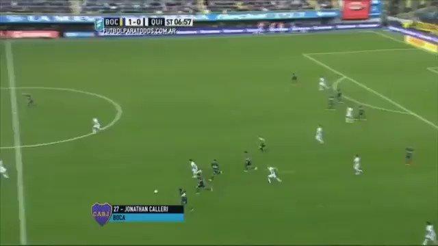 Golazos los dos!!! No se puede uno solo, es como decidirse entre Riquelme y Palermo