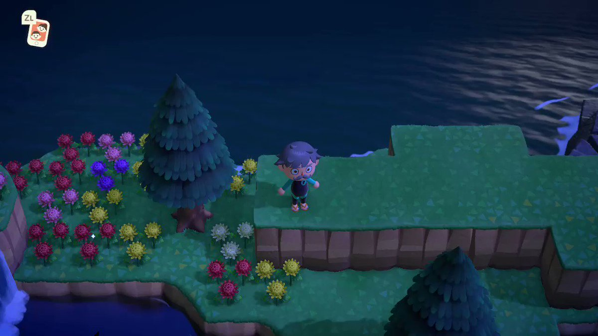 So... Cliff Diving off the 3rd level is a thing now! #AnimalCrossing #ACNH #diving #cliffdiving