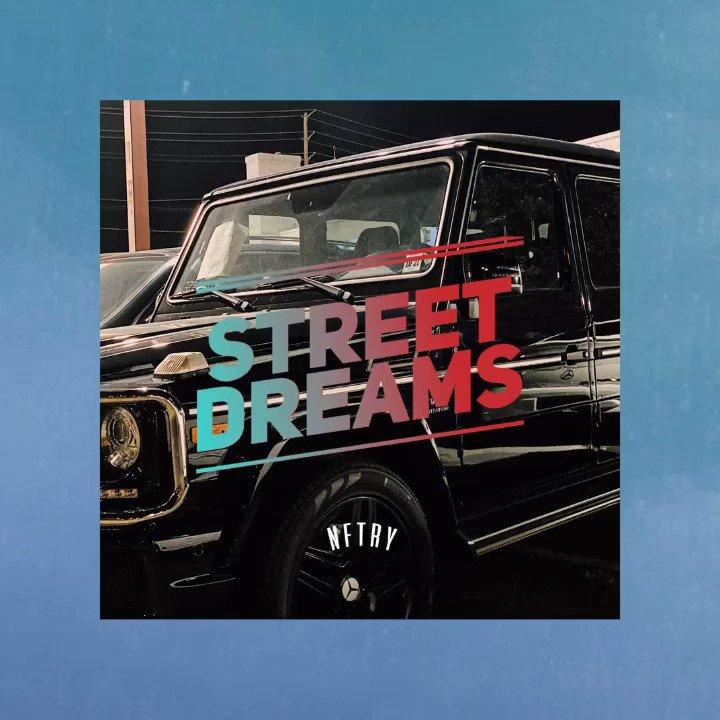 //Street Dreams\\ this Friday. #NewSingle #salute