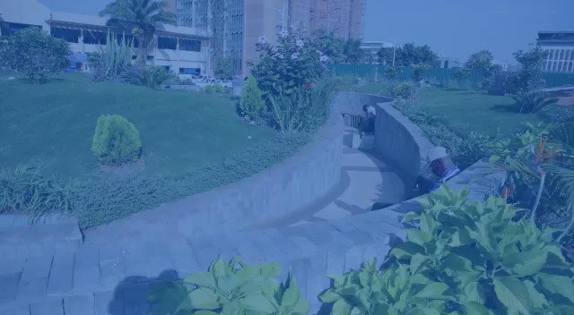 The City hall garden has now more than just park benches, now there is broadband! In partnership with Liquid telecom #Rwanda, this public space has a Public Wi-Fi and it allows you to access the internet for free @liquidtelecom
