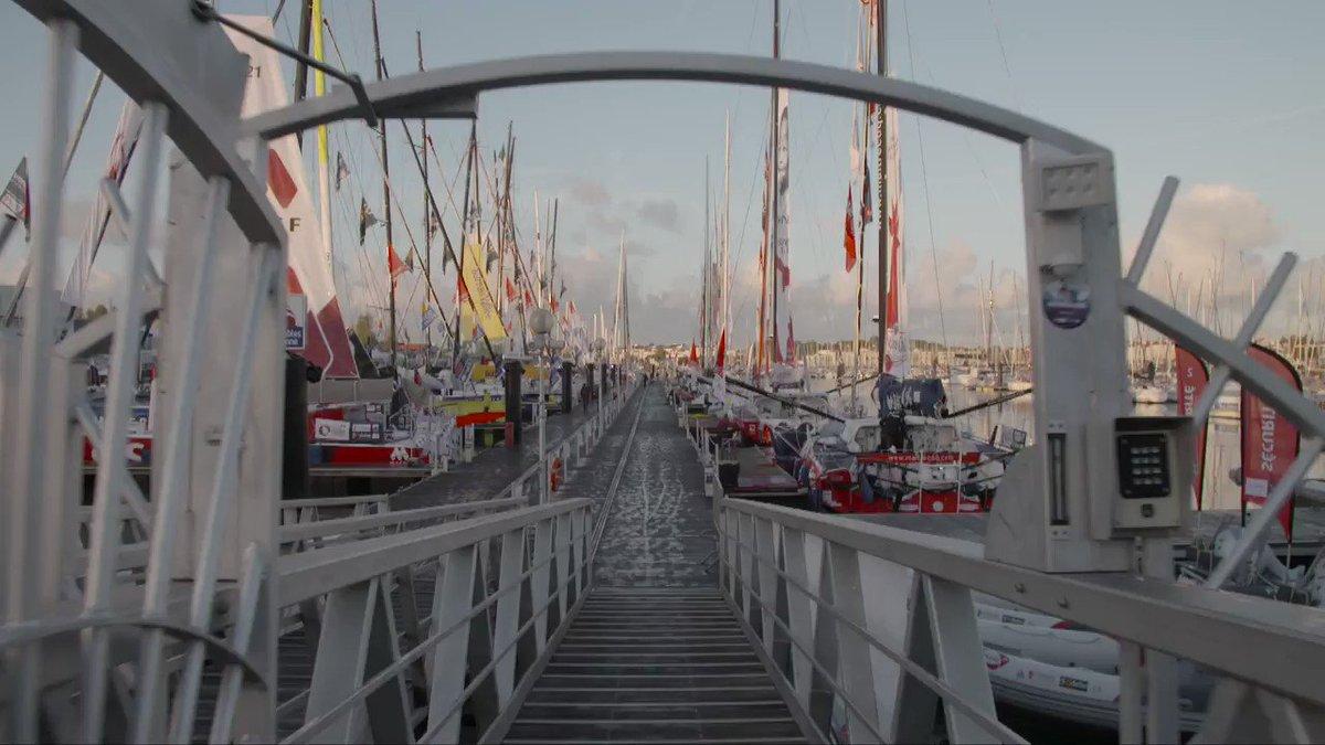 [#VG2020 M-4 🏁] Dans exactement 4 mois, les skippers prendront le départ de @lessables ! 👍 Prêts à suivre cette course unique autour du monde, en solitaire, sans escale et sans assistance ? https://t.co/qVCQpJwgy9