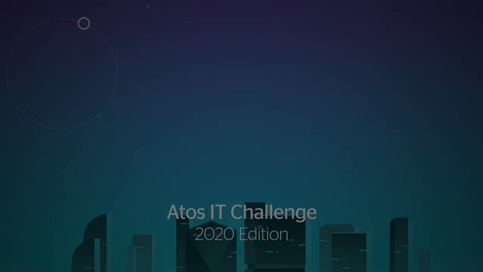 🏆We are excited to announce the winners of  #AtosITChallenge 2020 -...