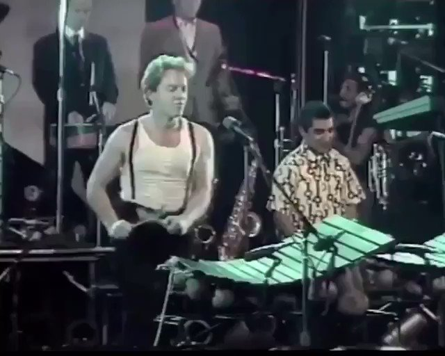 why dont you just watch danny elfman do a little dance and maybe youll calm down.