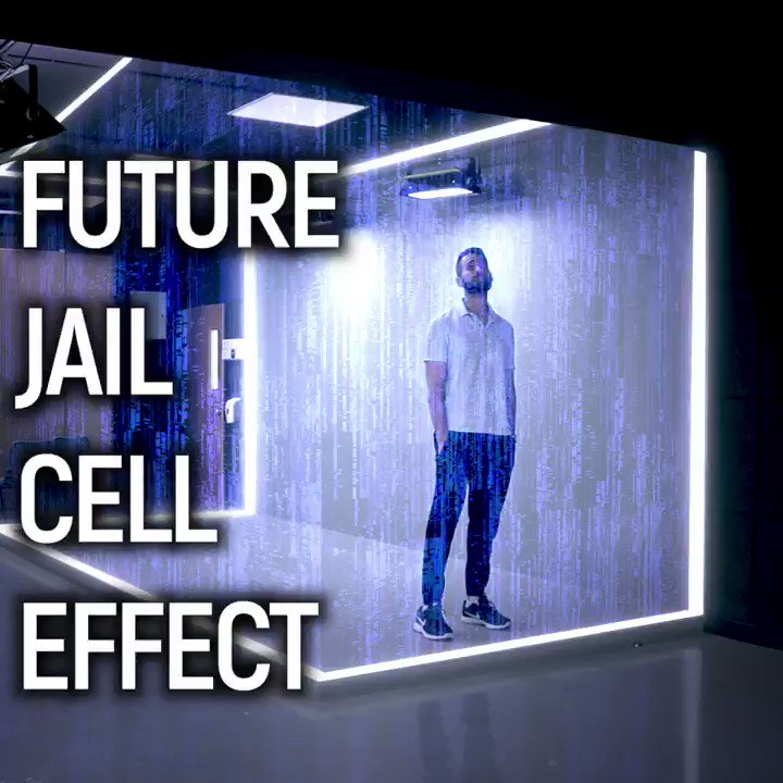 Want to add some futuristic effects to your #DigitalStorytelling project? Why not add a jail cell from the FUTURE!  Full walk-through here:  http://youtu.be/gSC5AIDQapY    #EveryoneCanCreate #ADE2020 #AdobeEduCreative #ADE2019 #DigitalMedia #AppleEDUchatpic.twitter.com/VOPTIXUsRC