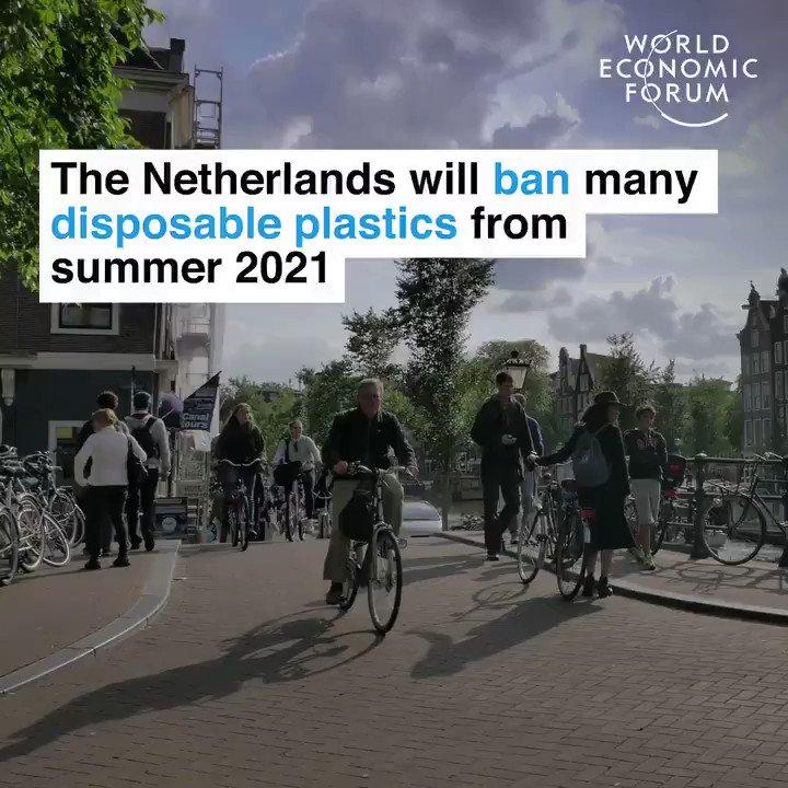 What does your country do to fight plastic waste? 🔎 Learn more about other plastic bans around the world: buff.ly/38g2eEf v/ @wef cc @alvinfoo @helene_wpli @HaroldSinnott @kalydeoo @andi_staub @FrRonconi @jblefevre60 @helene_wpli @enricomolinari