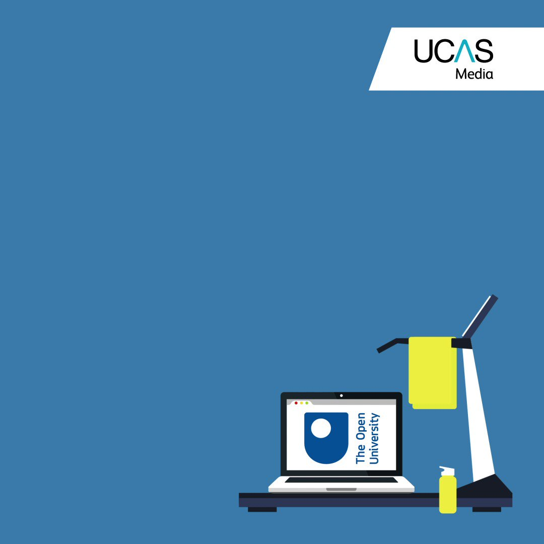 Whatever your ambition, were here to help you find the best route to studying a degree with a university in the UK. Find out more about online degrees 👉bit.ly/3iM9FYr #ad #advertorial presentation by the @OpenUniversity working with @UCASMedia