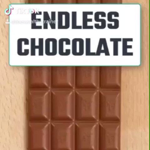 Endless Chocolate 🍫🍫🍫 #chocolate #cheatday