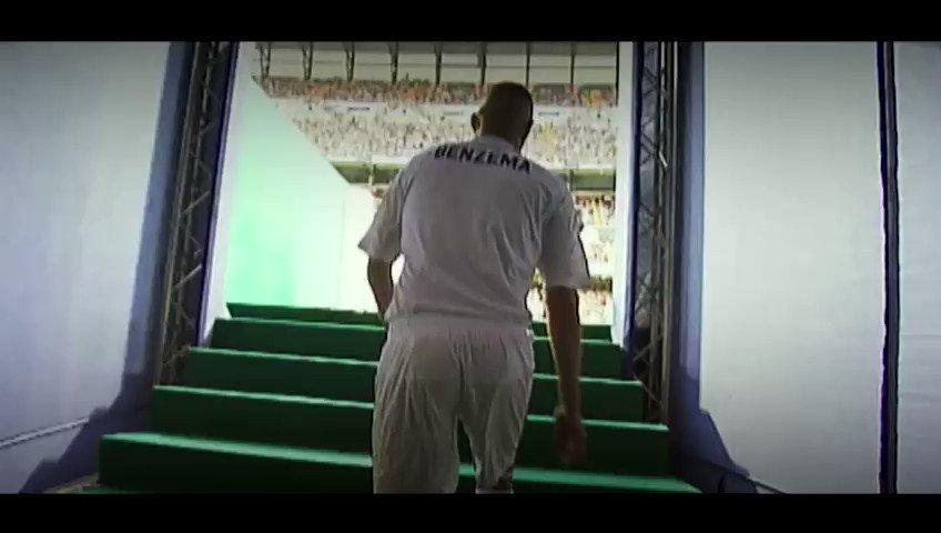 Karim Benzema @Benzema