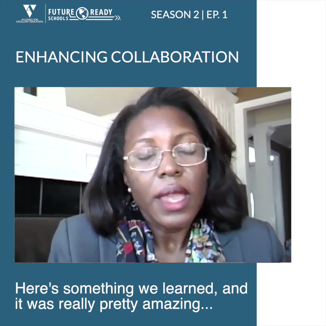 """Season 2 of the #FutureReady podcast launches on Tuesday! Listen to Dr. Tiffany Anderson, the first Black, female Superintendent in Kansas talk about """"Dancing in the puddles"""" for Episode 1! Subscribe: https://t.co/xKTpSNVOaJ or on your favorite podcast channel. https://t.co/7Qq10ZOQpx"""