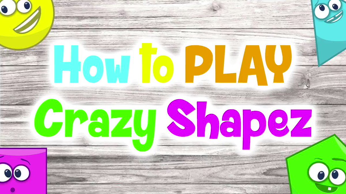 Crazy Shapez - Crazy fun & strategic card game the whole family can play! Follow 4 more updates and our kickstarter journey! #crazyshapez #cardgames #cardgamegeek #gamenight #cardgame #game #games #love #happy #fun #kickstarter #boardgames #boardgame #boardgamegeek #tabletopgames