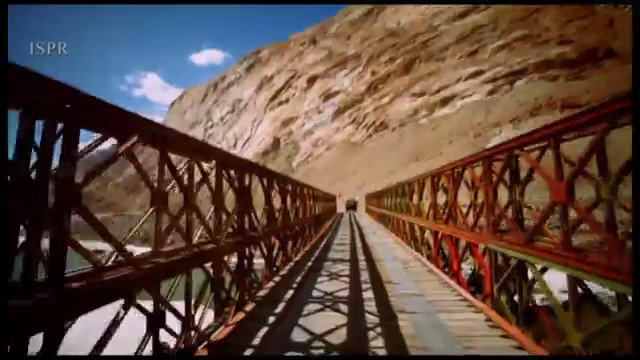 This video is dedicated to...  The 6 Northern Light Infantry (NLI) Regiment of #PakistanArmy based in #Gilgit #Baltistan #Kashmir  #Siachen, An Insight into the World's highest battleground and dangerous conditions  #OurMartyrsOurHeroes #DGISPR  @OfficialDGISPR #Pakistan #ISPR https://t.co/qy74VzWw2I