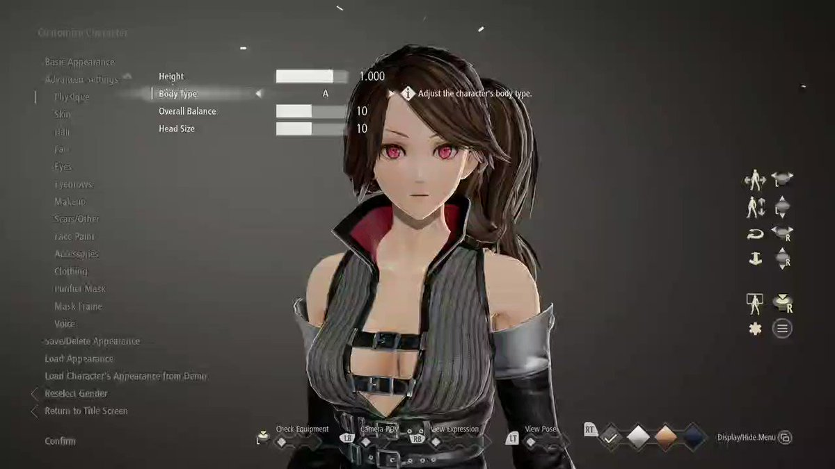 Image for the Tweet beginning: Tried Code Vein. It apparently