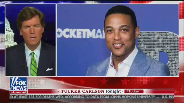 CNN Don Lemon actually said THIS on air in 2013: more than 72% of children in the African American community are born out of wedlock, that means absent fathers and the studies show that lack of a father is an express train right to prison.