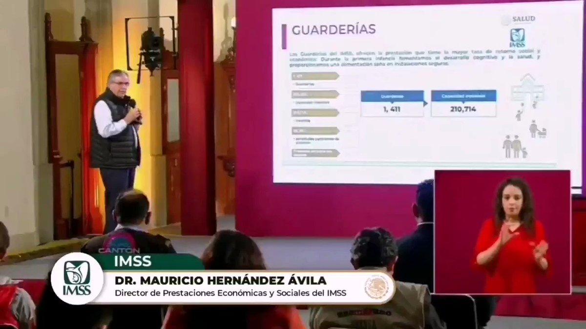 Image for the Tweet beginning: 🔴 Mauricio Hernández Ávila director