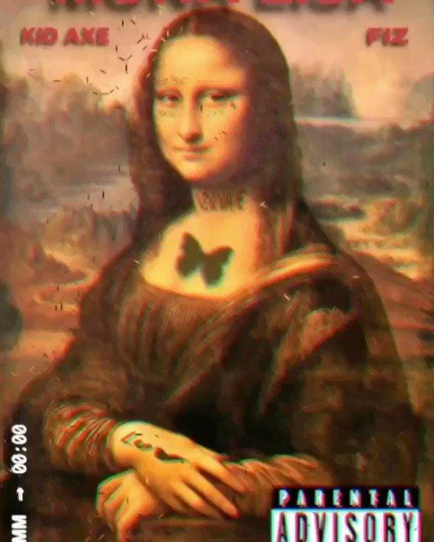 Mona lisa dropping tomorrow #welive #rap pic.twitter.com/zWkgnhoXzb