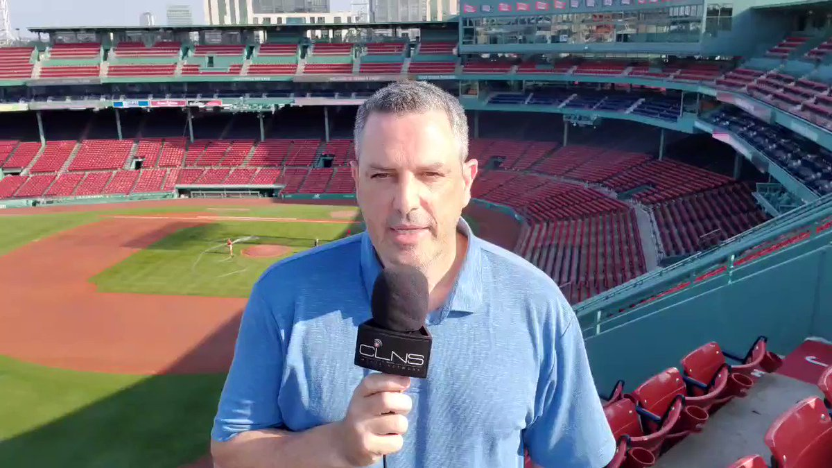 #REDSOX REPORT THURSDAY: @Trags wraps a big day for Nathan Eovaldi and Rafael Devers in fir scrimmage of #SummerCamp ⚡ by @betonline_ag 📽