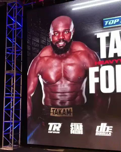 ⏰ TOP OF THE HOUR 🥊  Head into the @MGMGrand Bubble for a 4-fight live broadcast to close Week 5.  #TakamForrest | ESPN - 8pm ET / 5pm PT https://t.co/u3uRfSykvW