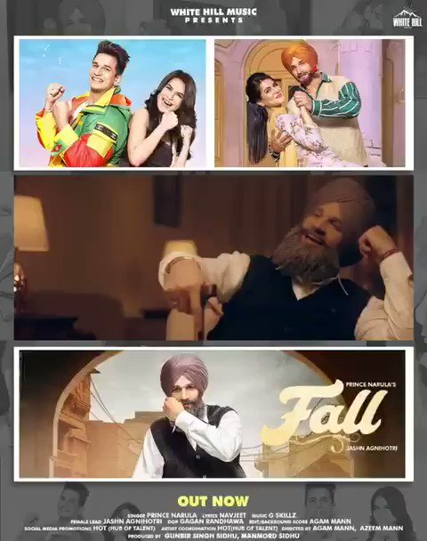 @princenarula88 song is out #fall enjoy the the song