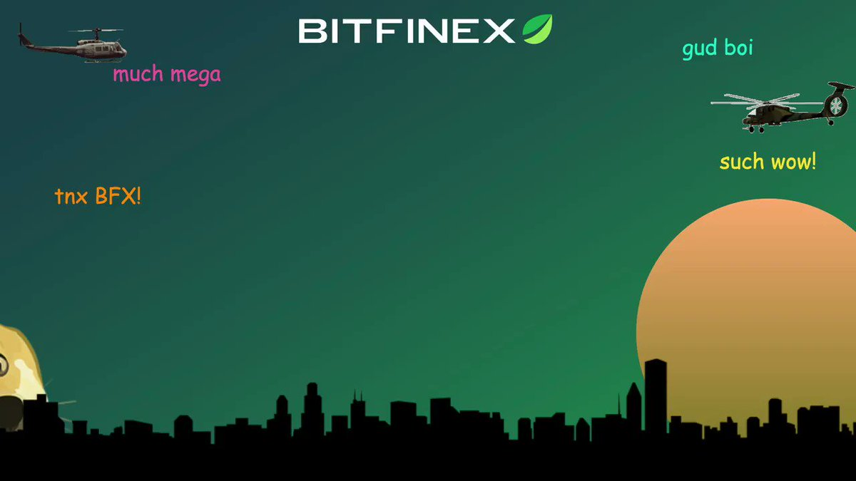Image for the Tweet beginning: . @Dogecoin is listed on