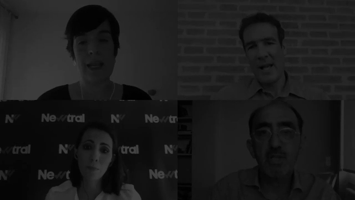 """🗣 Karina Lopes, @DFS_MWC: """"En situaciones de incertidumbre estamos creando un espacio muy fértil para la desinformación""""  🎞  Ya disponible la sesión completa del #MobileTalks """"El virus de la desinformación"""" en https://t.co/Sn453KeGgZ  #fakenews https://t.co/mhTN4zPYdX"""