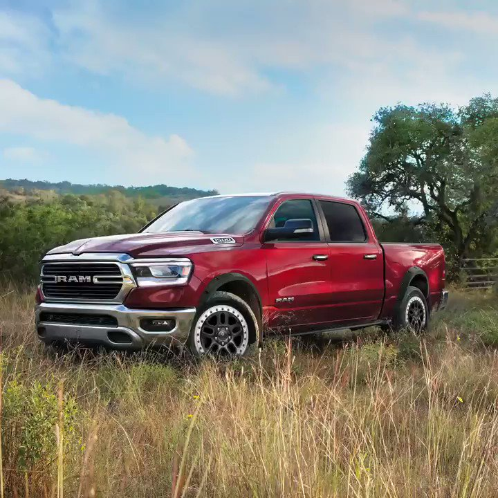 Put your own spin on things with accessories from #Mopar. #Ram1500 https://t.co/QlEeedMOPL https://t.co/x3dDrrnzjo