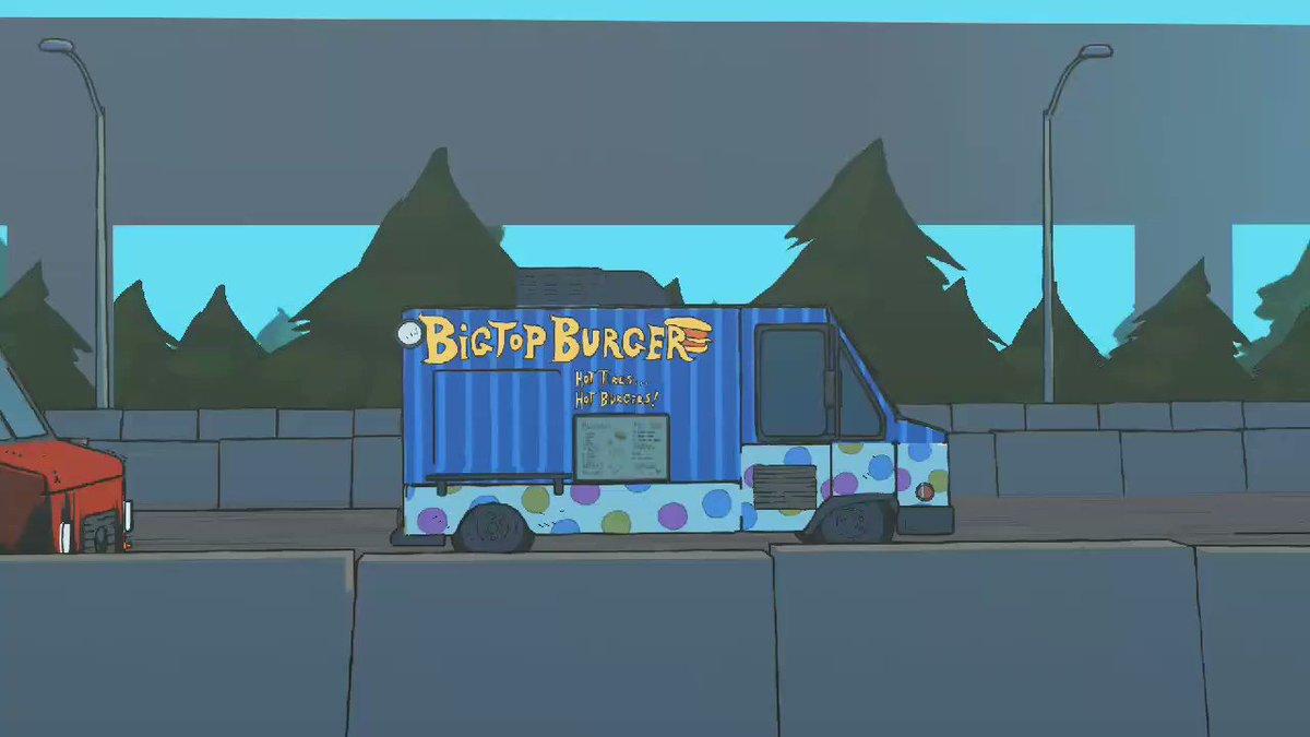 BIGTOP BURGER: ZOMBURGER