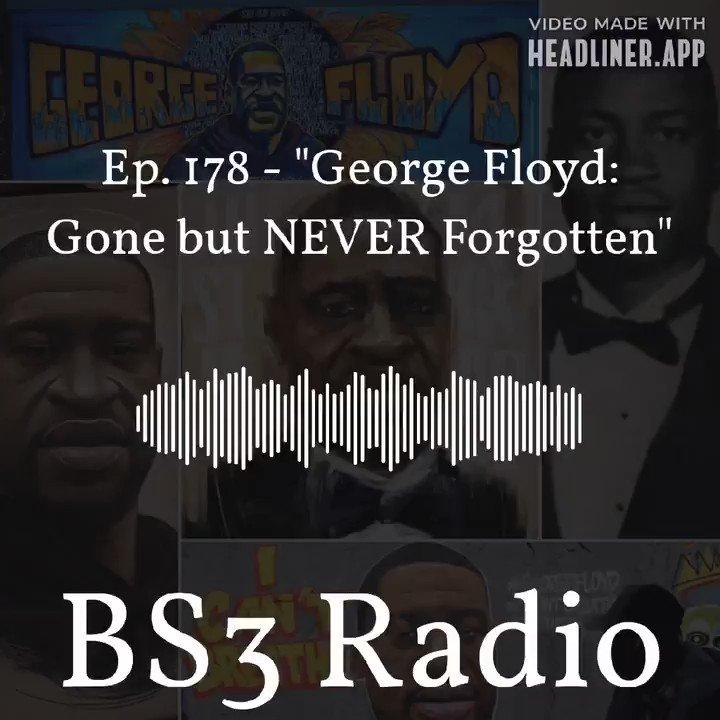 #ICYMI @mrbs3_ speaking on #GeorgeFloyd DOWNLOAD EPISODE: is.gd/Ma2Bog