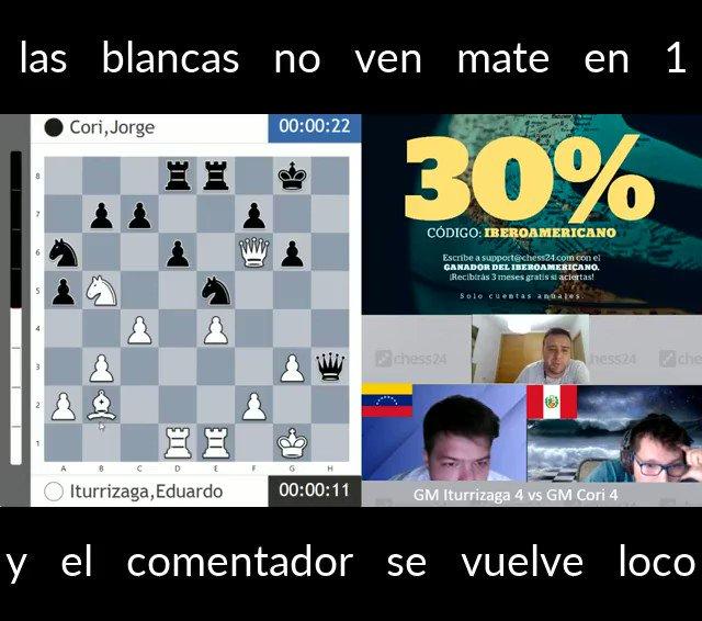 """El ajedrez aprendiendo de los esports:  """"gracias"""" a esta pandemia, el ajedrez se ha convertido en un esport más (se compite más ahora online q en un tablero físico). equilibrando el competitivo con el espectáculo online. además, el comentador me ha recordado a Ibai..."""