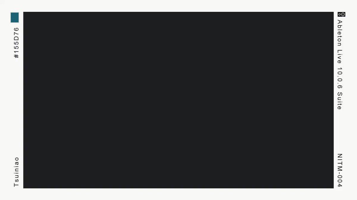 ノイトメです。新曲「終に藍」を公開しました。YouTube Niconico Apple Music Spotify Bandcamp