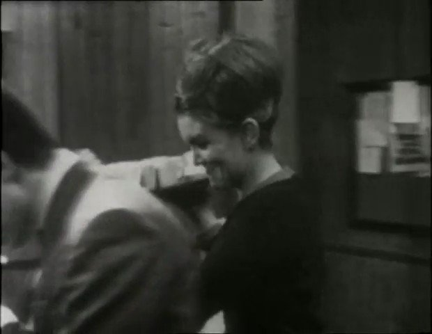 Coronation Street (4th July 1966). The film club descends into chaos when a nudist film pops up (ahem). Ena is incensed (its sodom and gomorrah) whilst Minnie is curious (is it a Hitchcock?). Yet more wonderful work from the pen of Jack Rosenthal.