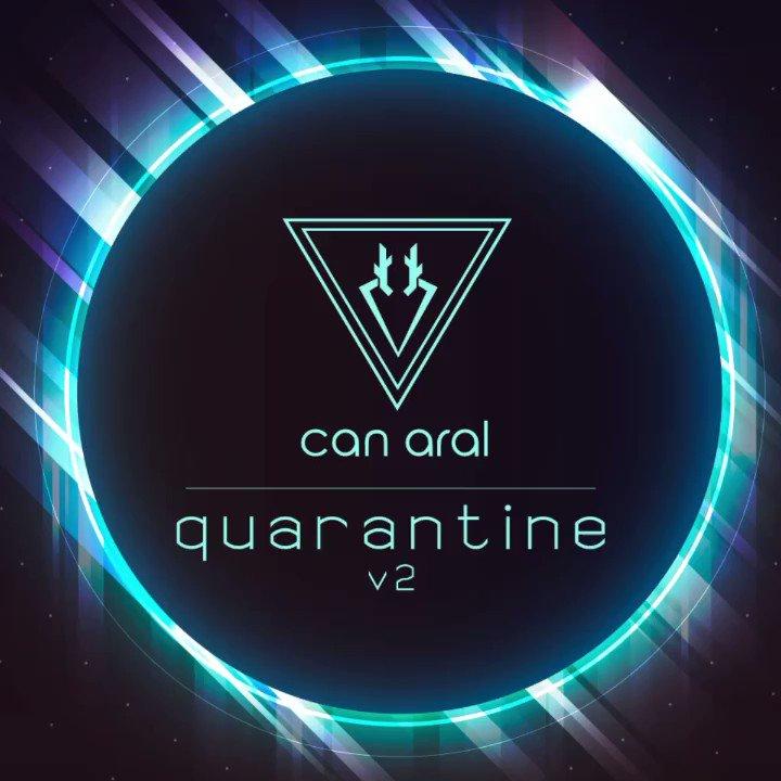 Can Aral - Quarantine v2 16 Temmuz'da tüm dijital müzik platformlarında yayında.   #spotify #itunes #applemusic #progressivehouse #housemusic #deezer #amazonmusic #canaralmuzik #quarantine