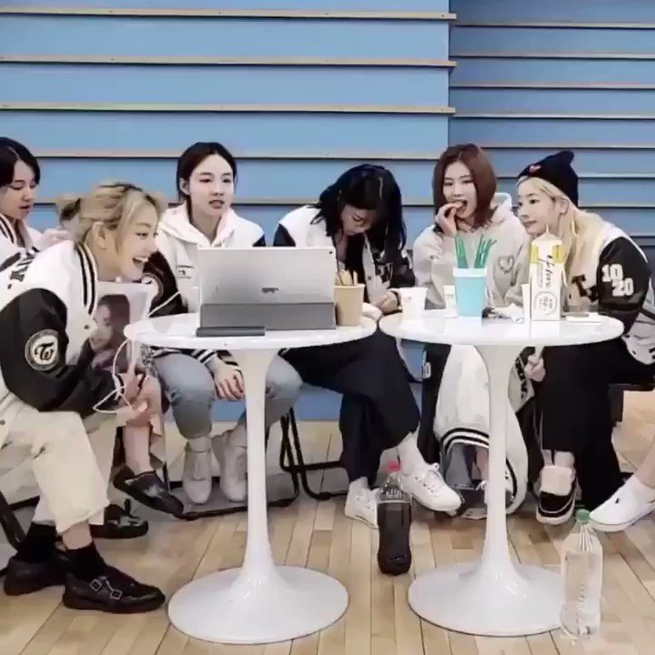 heres a compilation of mihyun making each other laugh