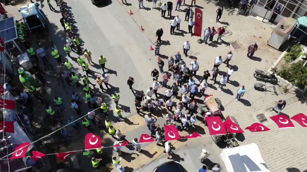 Image for the Tweet beginning: Değirmendere Tarımsal Kalkınma Kooperatifi ile