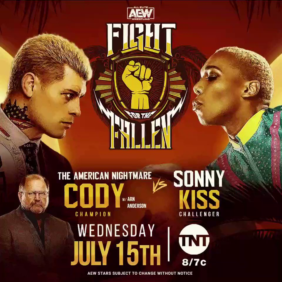 Opp. of a lifetime for me. Honestly, the jitters have been non-stop since the announcement. Remaining humble is key, but also showing the world who the #ConcreteRose really is - That's crucial! I'm up against one of the greatest wrestlers in the world so I HAVE to bring it!
