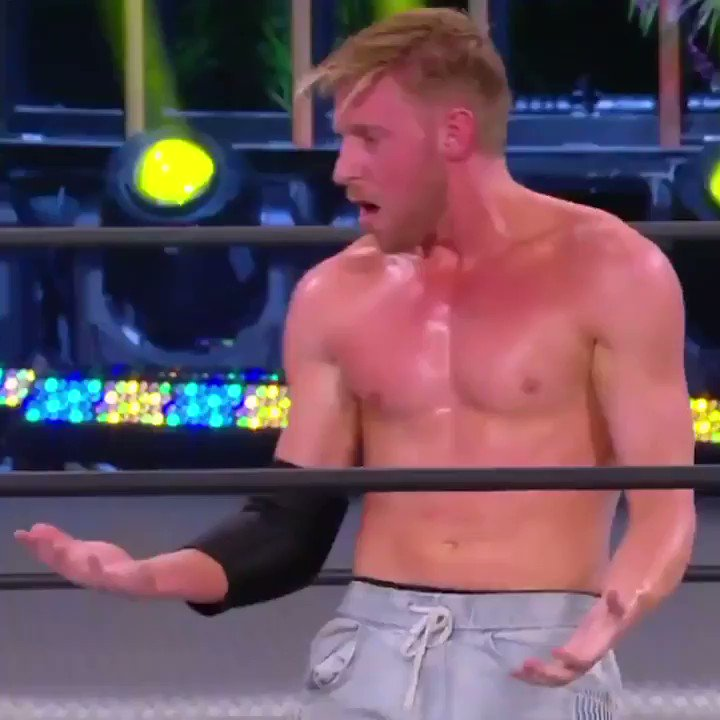 He may have lost, but @orangecassidy sure did a number on @IAmJericho Did you catch this moment on #AEWDynamite? Watch more on the @tntdrama app: tnt.app.link/tQ8a3RjrZ7