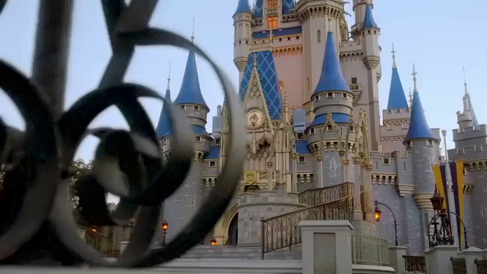 They finally got the Disney World ad right.