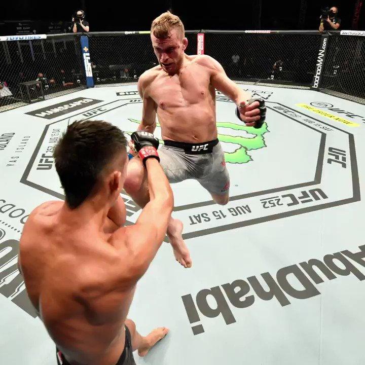 Jaw dropping KO's 😲  💰 @DaveyGrantMMA 💰 @jiri_bjp   [ B2YB @boohooMAN ] #UFC251   #InAbuDhabi   @VisitAbuDhabi https://t.co/z8GgMjyRLW