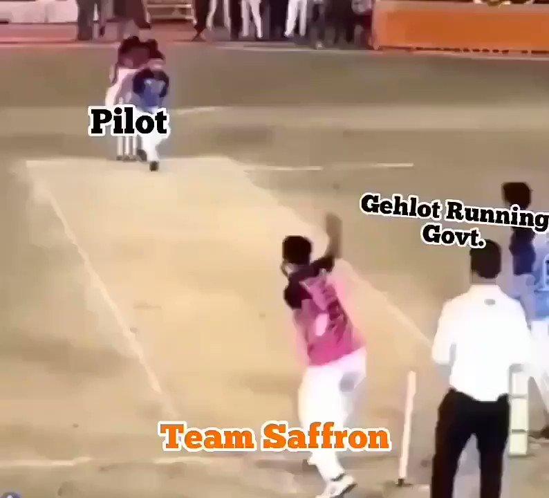 The condition of Ashok Gahlot government. #Sachin_pilot #Rajasthan #bjp #Sachinpilot #sundayvibes #RajasthanPolitics #Politics #Ashokgahlot51 #JyotiradityaScindia #modi #Pilot #sunitayadav #bhuvanbam #Sachin_RajasthanKaPilotpic.twitter.com/aEDFSiTVv6