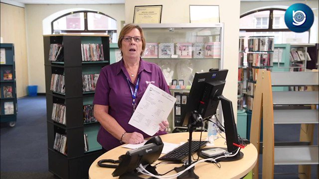 From tomorrow you'll be able to book sessions on public computers at #Scarborough, #Harrogate, #Malton, #Whitby, #Pickering, #Filey and #Skipton libraries plus our Home Library Service will restart.  Full details ⬇️