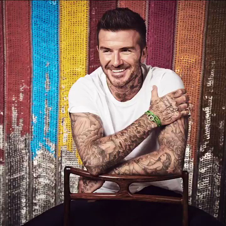 #DavidBeckham supports #Goal3: Good Health and Wellbeing - which #globalgoal means the most to you? ow.ly/SJga50zJl88 #football