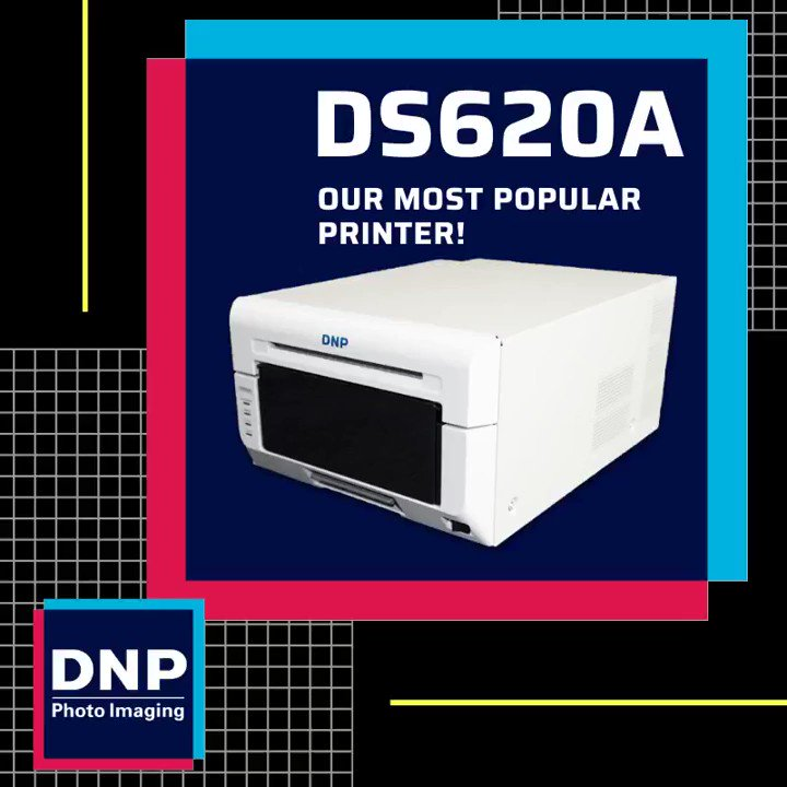 Image for the Tweet beginning: The DS620A can produce 4x6,