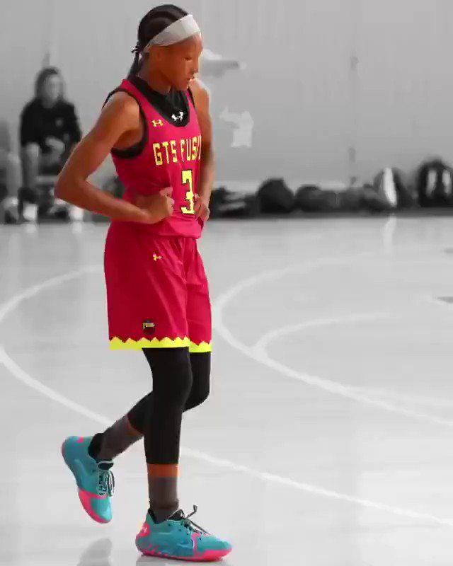 Kiyomi McMiller is only an incoming freshman and her game is already so smooth. @GTS_Fusion (via @NJGhoops)